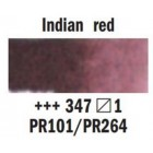 Akvareļu krāsa Rembrandt 5ml, 347- Indian Red