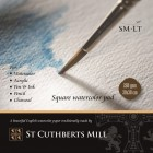 Albums jauktai tehnikai ST CUTHBERTS MILL kvadrāts