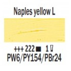 Eļļas krāsa Van Gogh neapoles dzeltens gaišais 222 ; 200 ml