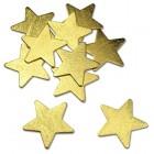 Koka zvaigznītes zelta; 10 gab.